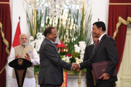 India, Indonesia ink 15 agreements in key areas on Wednesday 30th May 2018